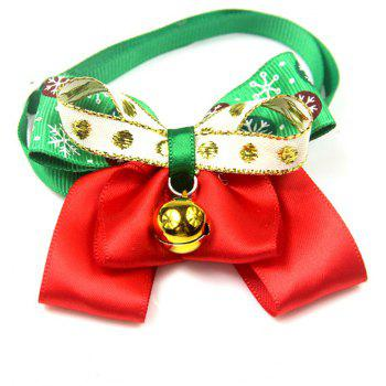 Pets Tie Christmas Decoration - multicolor