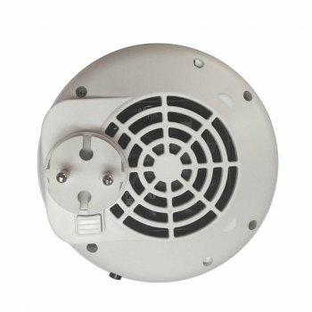 Electric Heating Wonder Heater Adjustable Thermostat Hot Instantly Warm Air - WHITE