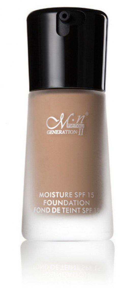 MENOW Liquid Foundation Hydratant Hydrofuge - 008