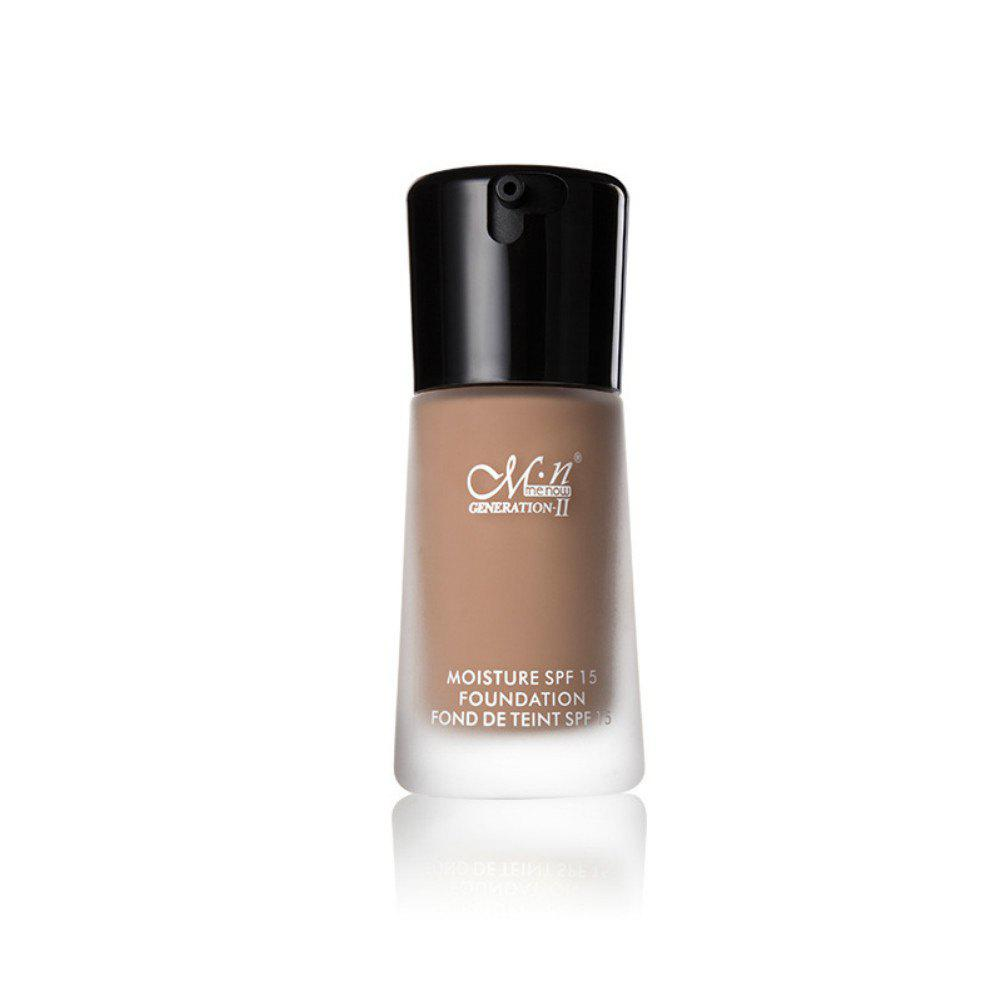 MENOW Liquid Foundation Hydratant Hydrofuge -