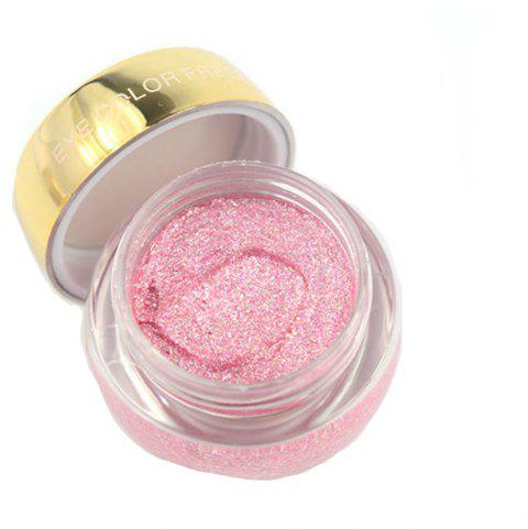 Single EyeShadow Shining Makeup Liquid Gel Glitter - 006