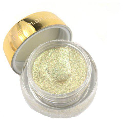Single EyeShadow Shining Makeup Liquid Gel Glitter - 003