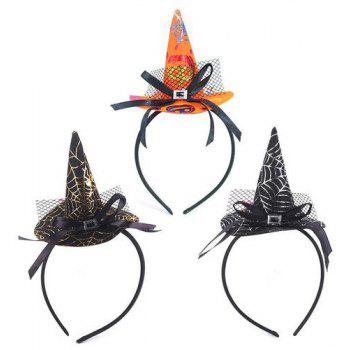 YEDUO Hairband Halloween Bandeau Fancy Dress - Or