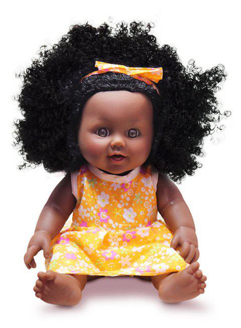 Fashion Girl Dolls Toys To Children'S Perfect Gift - multicolor B