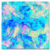 DYC Blue Abstract Art d'impression - multicolor