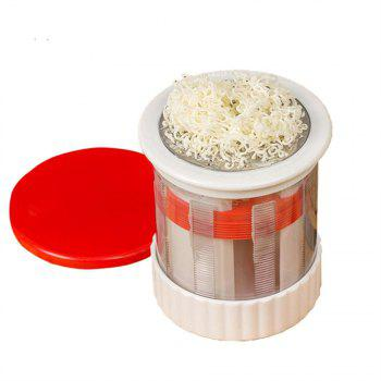 Spreadable Butter Out Of The Fridge Gadgets Cheese Grater Cutter - multicolor