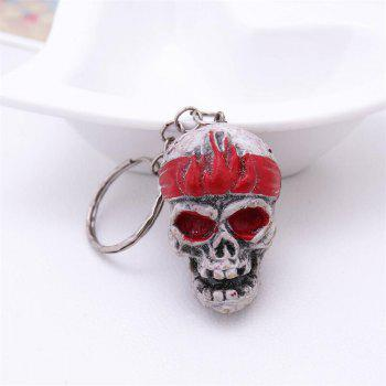 Halloween Creative Keychain  Ornaments - multicolor