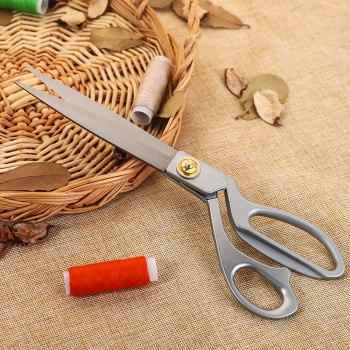 Professional Sewing Tailor Scissor 10 Inch - NATURAL WHITE SINGLE