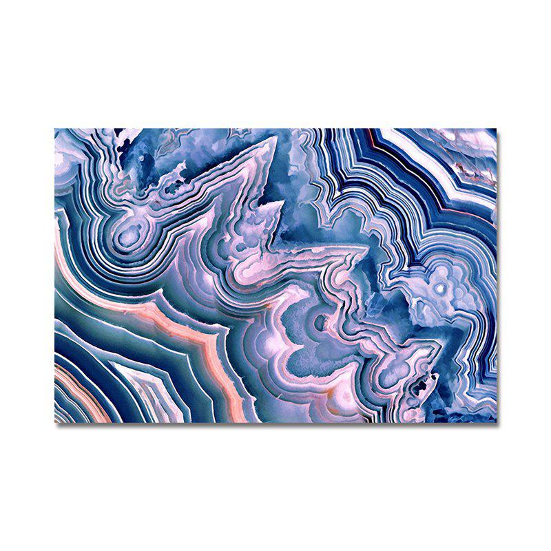 DYC Abstract Cloud Print Art - multicolor