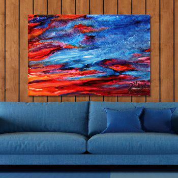DYC Abstract Painting Print Art - multicolor