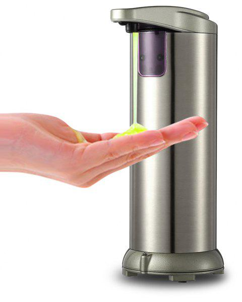 Smart Automatic Infrared Sensor Stainless Steel Liquid Soap Dispenser - CHAMPAGNE GOLD