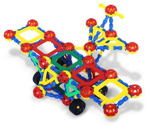 Happy Maty LY-Z1001 Blocs de Construction - multicolor 412PCS