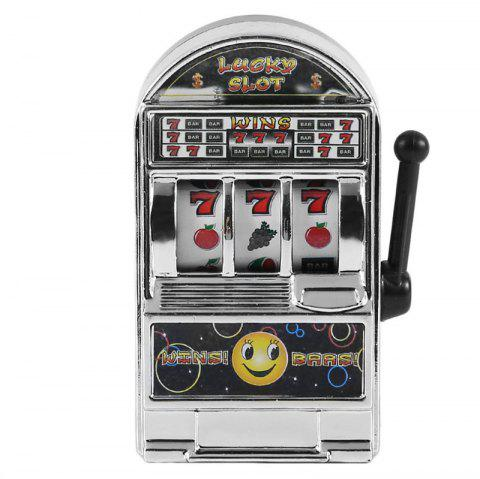 Slot Machine Fruit soulager l'anxiété stress ennui Decompression jouet chanceux - Gris