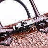 Femalebag Waist  Bucket Type Lady'S Handbag - BROWN
