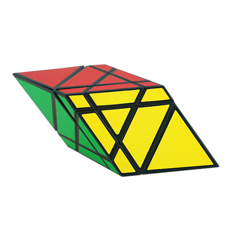 41% OFF] 2021 Abnormity Magic Blade Cube Child Educational Toy In  Multicolor   DressLily