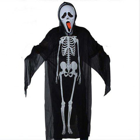 Costume d'Halloween - multicolor A 30*20*15CM
