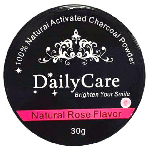 New Taste Coconut Shell Activated Carbon Powder - NIGHT ROSE