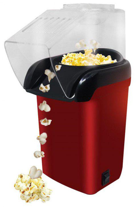 Mini Electric Corn Popcorn Maker Air Popper Machine Candy - RED