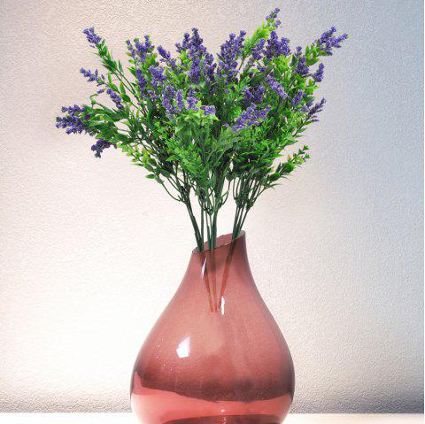 Purple Lavender Home Decoration Artificial Flowers - PURPLE