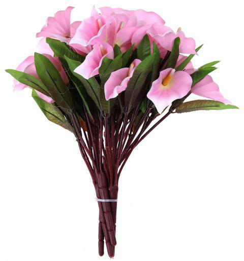 Calla Lily Silk Home Living Room Decoration Artificial Flower - BLUSH PINK