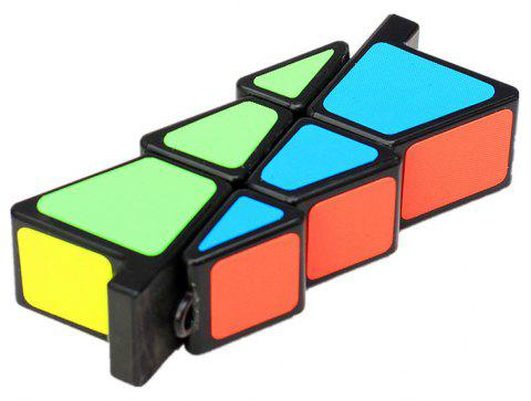 Christmas Tree Magic Cube Child Educational Toy - multicolor