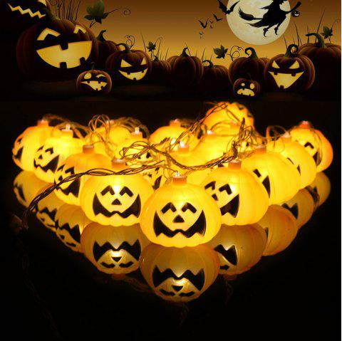Christmas Pumpkin Props Light 20LED USB - WARM WHITE 3 METERS 20 LIGHT USB
