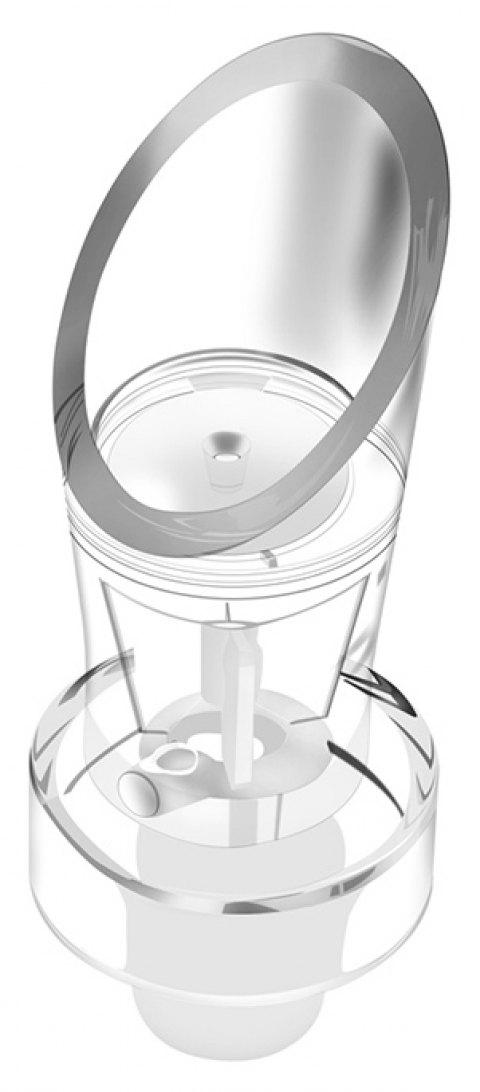 Ismartdigi Decanter II pour le vin - Transparent