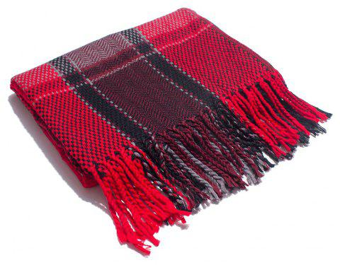 A Variety of Color Lattice Scarves for Lovers - multicolor I