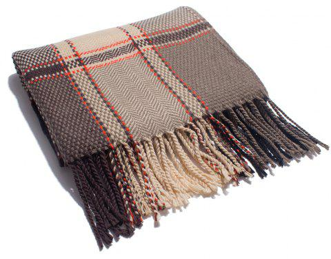 A Variety of Color Lattice Scarves for Lovers - multicolor E