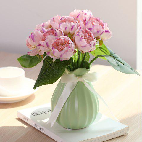 2018 bloom silk rose home decoration artificial flower valentines bloom silk rose home decoration artificial flower valentines gift multicolor mightylinksfo