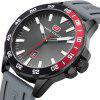 MINI FOCUS Fashion Quartz Men Top Brand Luxury Male Clock Sport Wrist Watch - GRAY