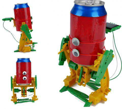 6-in-1-solar-robot for Child - multicolor 28 X 18 X 4 CM