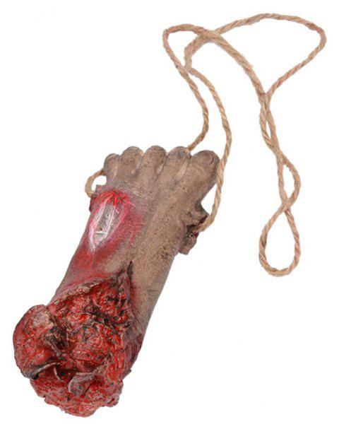 Halloween Decorating Horror Bloody Props - multicolor B