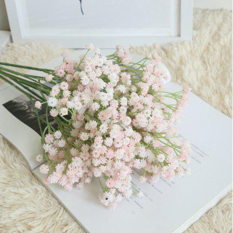 Gypsophila Artificial Flower Rustic Home Decorations for Wedding Party - SAKURA PINK