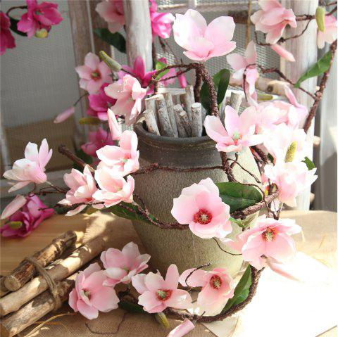 Home Wall Artificial Flower Wedding Party Decorations - LIGHT PINK
