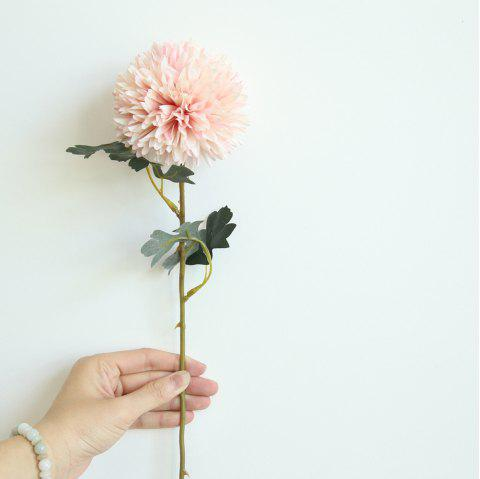 Chrysanthemum Artificial Flower Home Wedding Party Decorations - CHAMPAGNE