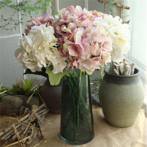 Hydrangea Artificial Flower Home Decor Wedding Bridal Bouquet Party Display