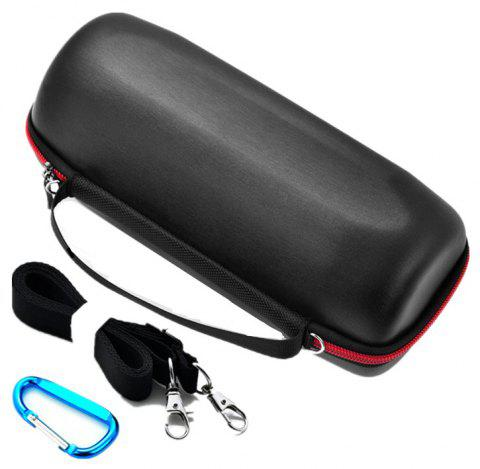 Charge 3 Wireless Bluetooth Speaker Shockproof Pouch - BLACK