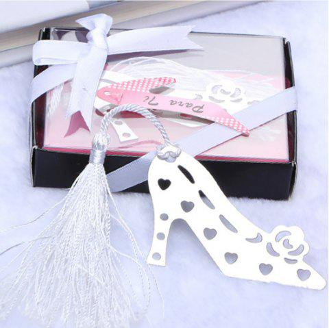 Metal Bookmark for creative and Fashionable Gift - multicolor F 19.5*4.4*0.5CM