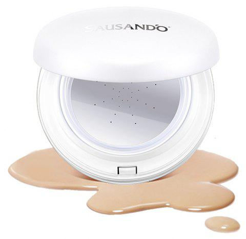 SAUSAND'O Air-Cushion-Type Beauty BB Cream  Type of Safe - NATURAL WHITE 1PC