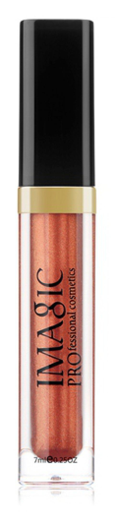 IMagic 8 Non Staining Non Stick Lasting Moisturizing and Moisturizing Lip Glazes - 004