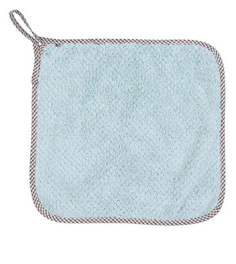 Can Hang - Up Kitchen Cleaning Cleaning Cloth - CYAN OPAQUE