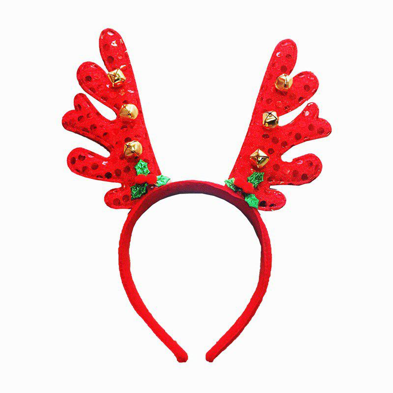 Christmas Plush Hat Antlers Fancy Dress Costume Accessory 298816602