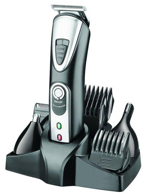 SURKER Electric Hair Clipper 5-IN-1 Rechargeable Multi-fonction - Noir