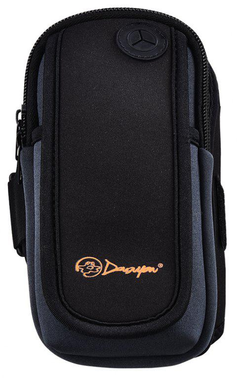 Douguyan Multifunctional Cellphone Armband Outdoor Sports Arm Bag G00289 - multicolor A