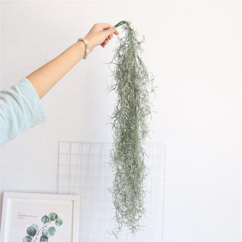 Wall Decorations Artificial Flower Hanging Plants Home Wedding Party Decorations - multicolor B