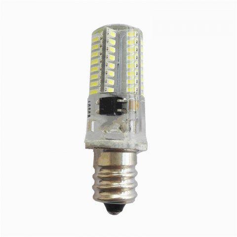 OMTO G4 G9 3014 LED E11/12/14/17 64LED 110V Crystal Home Lighting Bi-pin Light - COOL WHITE E12