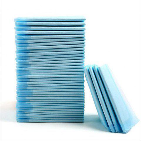 Pet Training Pad Diaper  100PCS - BLUE
