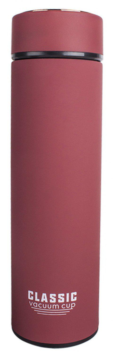 V01 Stainless Steel Vacumn travel Cup 450ML - RED WINE 1PC