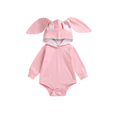 High Quality Girls Pink Bunny Modelling - PINK XL
